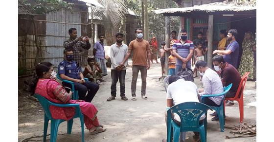 পূর্বধলায় ক্রেতা সেজে মাদক উদ্ধার, ব্যবসায়ীর কারাদন্ড
